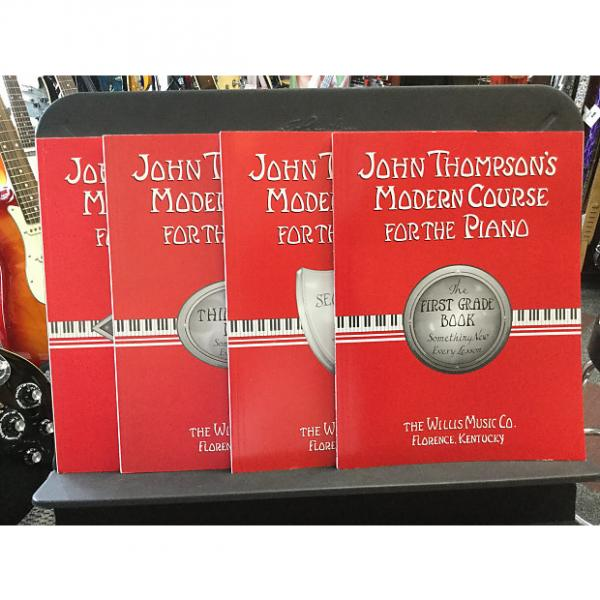 Custom John Thompson's Modern Course for the Piano - The First Grade Book #1 image