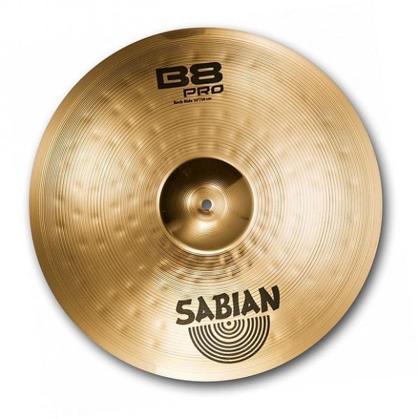 "Custom SABIAN 20"" B8 Pro Rock Ride Hvy #1 image"