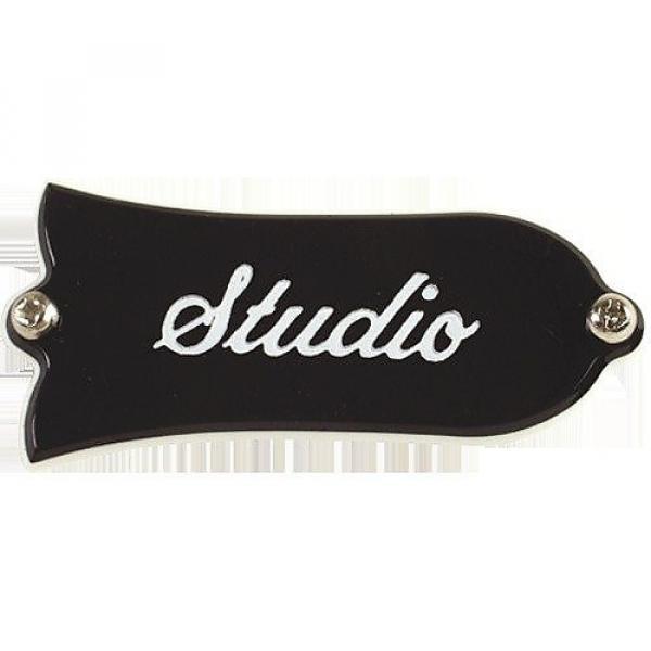 Custom Gibson Les Paul Truss Rod Cover - Studio #1 image