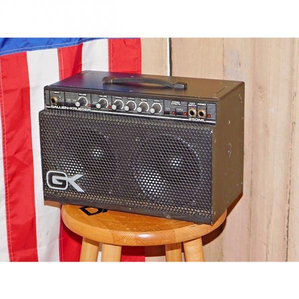 "Custom Gallien-Krueger 250ML Series II ""Lunchbox"" Guitar Amplifier L@@K! #1 image"