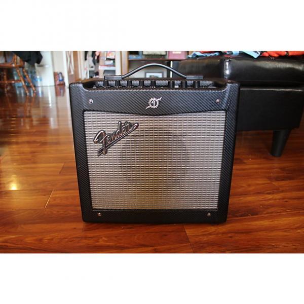 Custom Fender Mustang I Amp 2010s Black #1 image