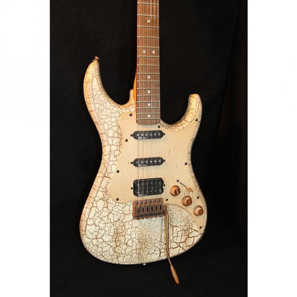 Custom AXL Guitars Marquee Crackle Electric #1 image