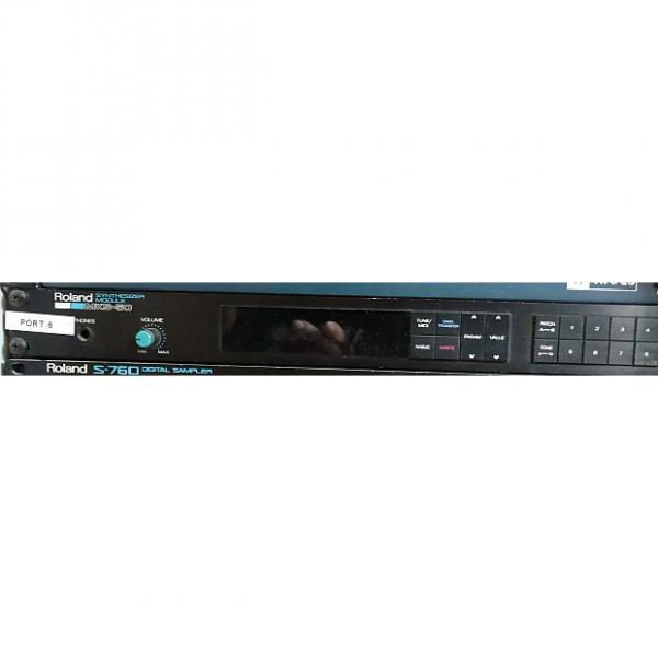 Custom Roland MKS-50 Black #1 image