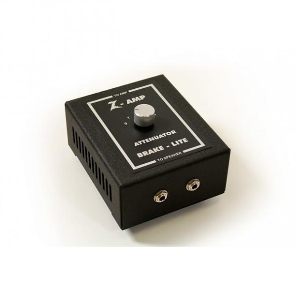 Custom Dr Z BRAKE-LITE SA Amp Attenuator 2017 Black #1 image