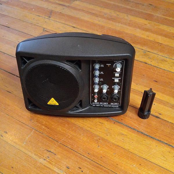 Custom Behringer Eurolive B205D 150-Watt Active PA / Monitor Speaker #1 image