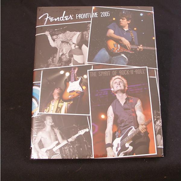 Custom Fender  Frontline Hardcover Book  2005 #1 image