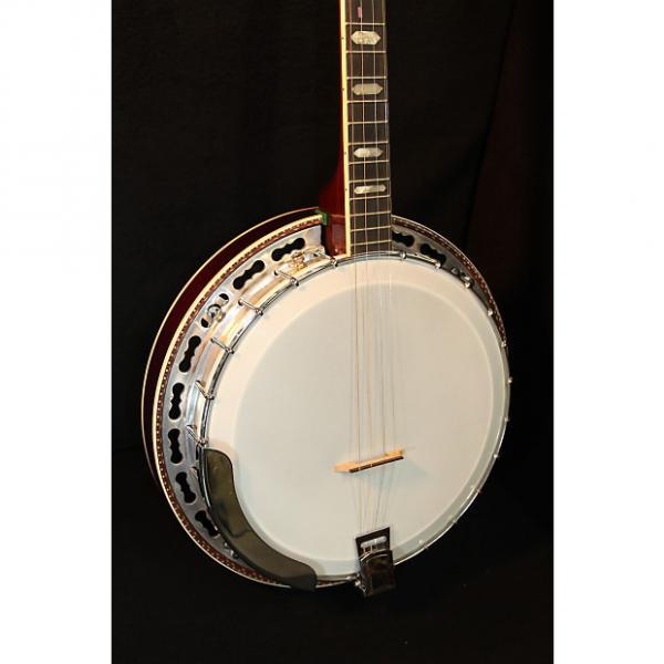 Custom Vega 4-String Tenor Banjo W/ Black Hard Case #1 image
