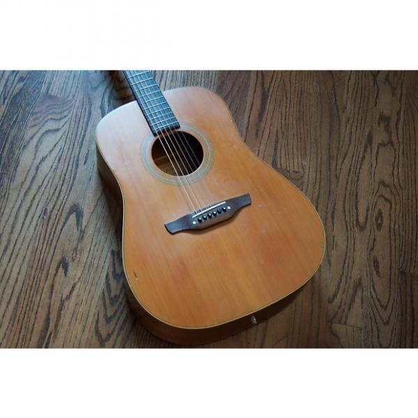 Custom Takamine GS-330S Solid Top Dreadnought Acoustic Guitar w/ Case #1 image