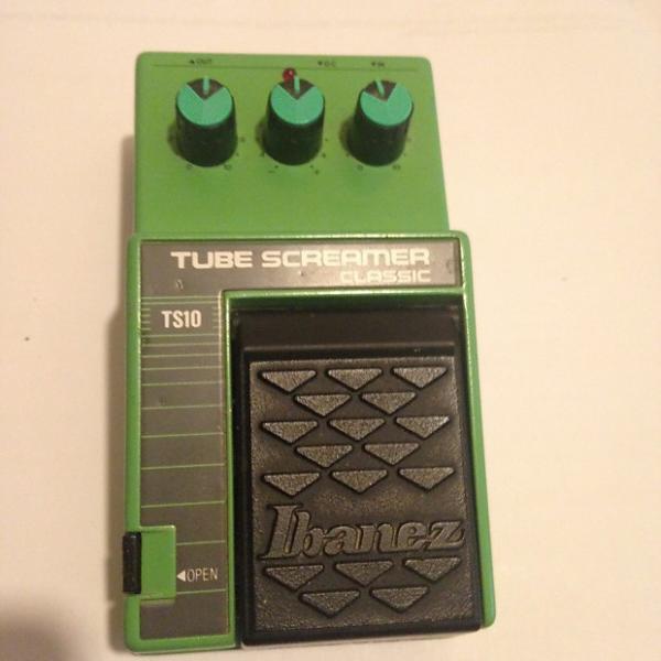 Custom Ibanez TS-10 Tube Screamer Classic #1 image