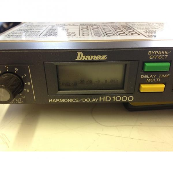 Custom Ibanez Hd1000 harmonix/delay #1 image