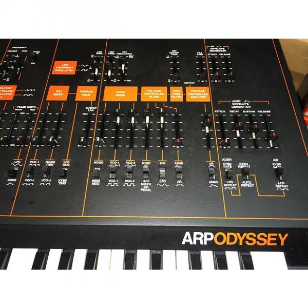 Custom ARP Odyssey MKIII 2823 ORIGINAL. Not reissue. calibrated and tech'd 1979 #1 image
