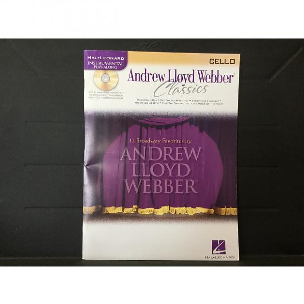 Custom Andrew Lloyd Webber Classics Cello #1 image