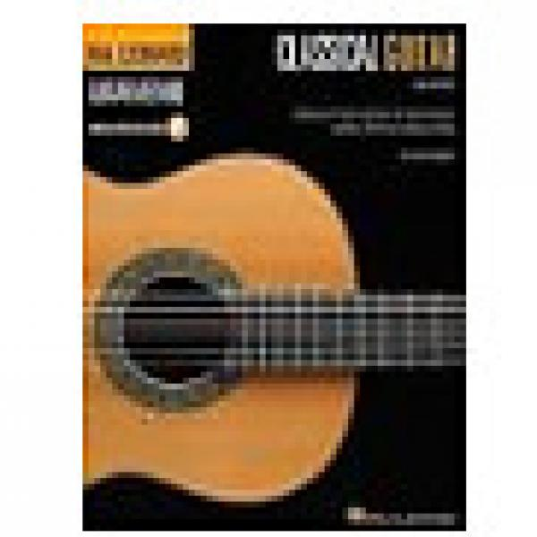Custom Hal Leonard Guitar Method - Classical Guitar #1 image