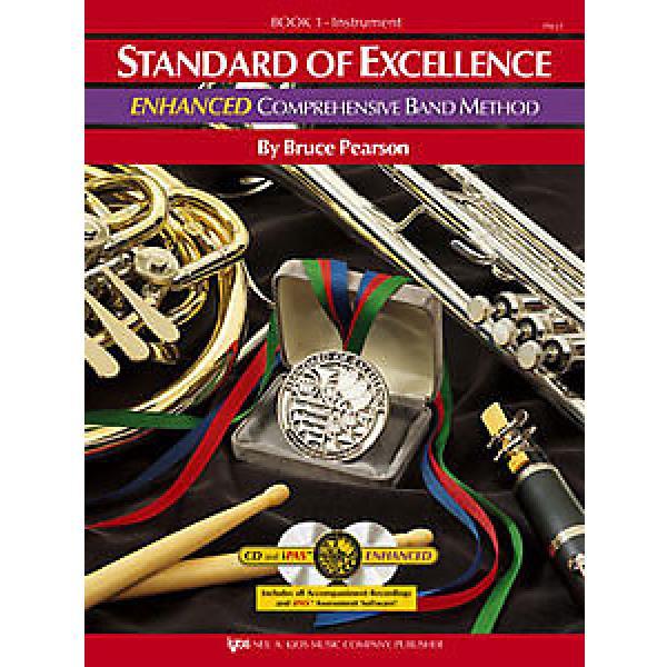 Custom Standard of Excellence Enhanced Book 1 - Baritone BC #1 image