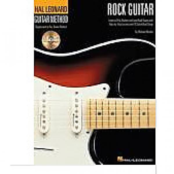 Custom Hal Leonard Guitar Method - Rock Guitar #1 image