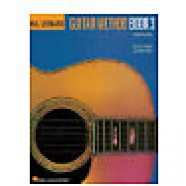 Custom Hal Leonard Guitar Method - Book 3 With CD #1 image