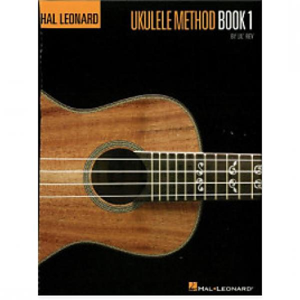 Custom Ukulele Method - Book 1 #1 image