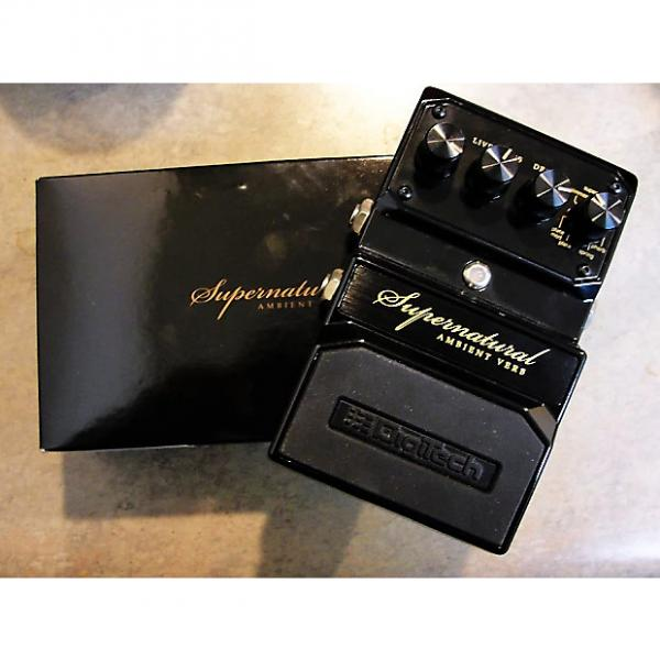 Custom DigiTech Supernatural Ambient Stereo Reverb *Free Shipping* #1 image