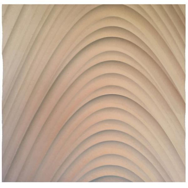 """Custom ReAcoustics Acoustic Wave HDR Diffuser Absorber 2017  24""""x24"""" #1 image"""
