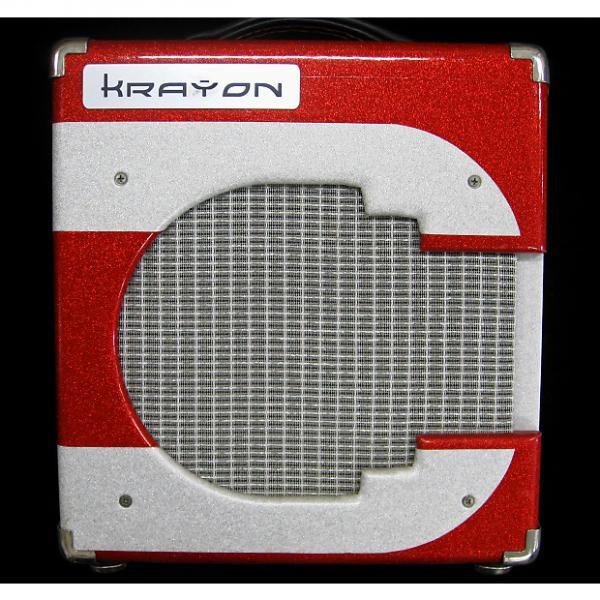 Custom Bennett Music Labs Krayon AD7 7 Watt Small Guitar Tube Amplifier AD-7 #1 image