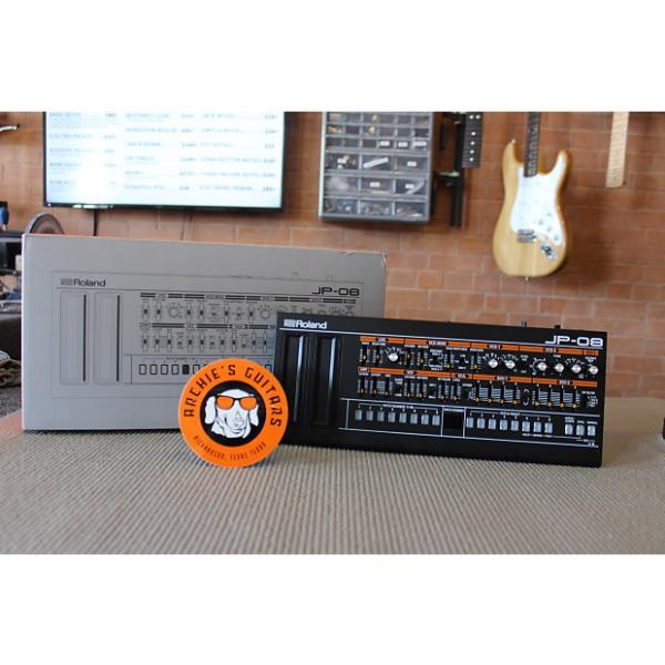 Custom Roland Boutique Series JP-08 Sound Module #1 image