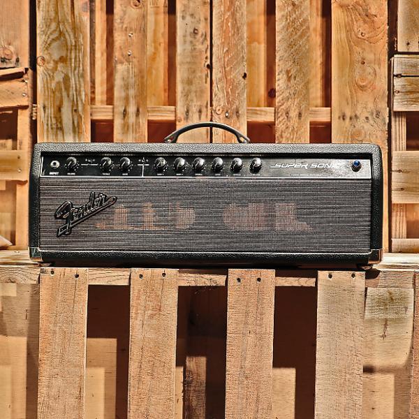 Custom Fender Super-Sonic 60 Head 2010's #1 image