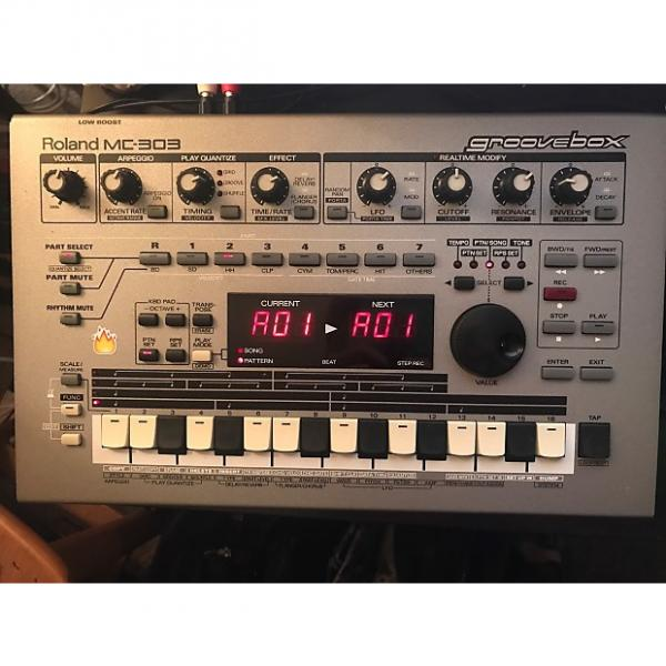 Custom Roland MC-303 1996-1997 Silver #1 image