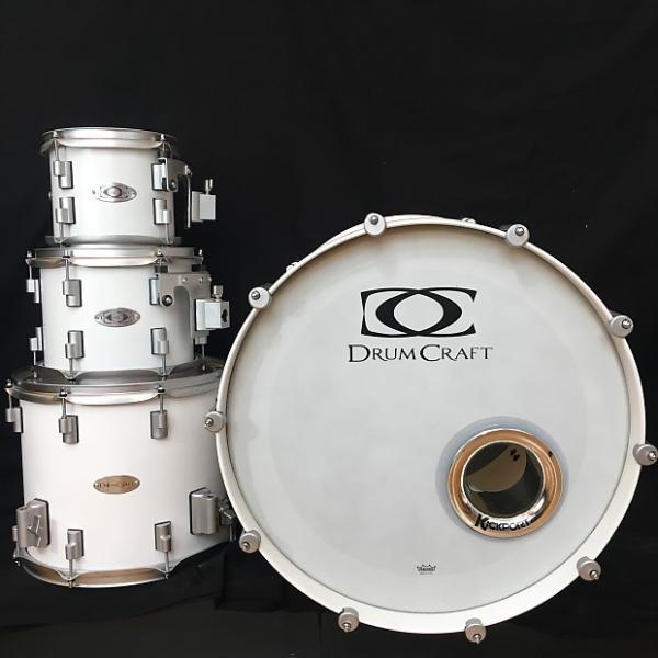 Custom Drumcraft Series 8 4-piece Drum Kit #1 image