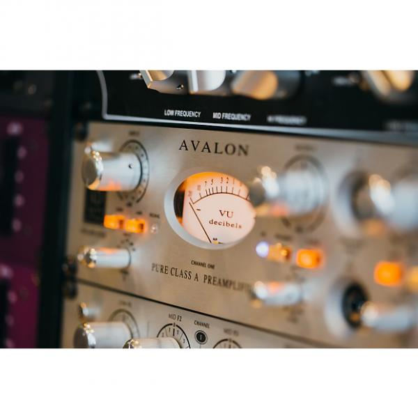 Custom Avalon AD 2022 Class A Pre-Amp (2014) #1 image