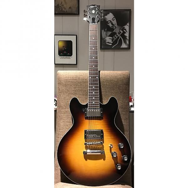 Custom Gibson ES 339 Traditional Pro 2015 Tobacco Sunburst #1 image