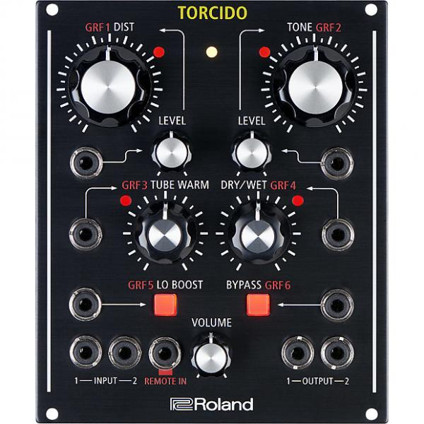 Custom Roland AIRA Torcido Eurorack Distortion Module (Factory Refurb/Full Warranty) #1 image