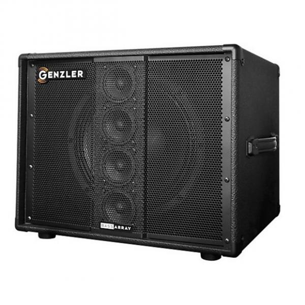 Custom Genzler Amplification Bass Array 12-3 BA12-3 awesome 8 ohm cabinet #1 image