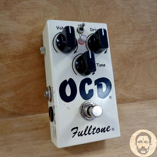 Custom Fulltone OCD V4 V1.7 Obsessive Compulsive Drive Overdrive Pedal - Free US Shipping! #1 image