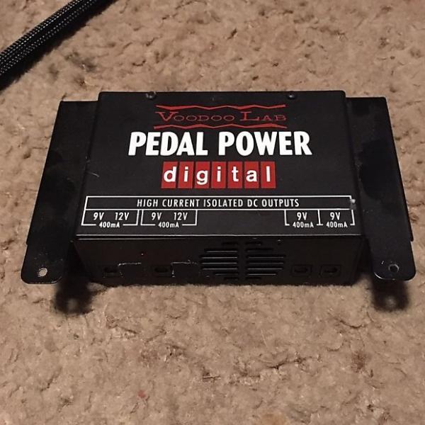 Custom Voodoo Lab Pedal Power Digital #1 image