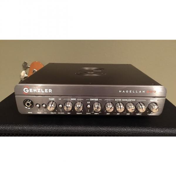Custom Genzler Amplification Magellan MG800 800W Bass Head #1 image