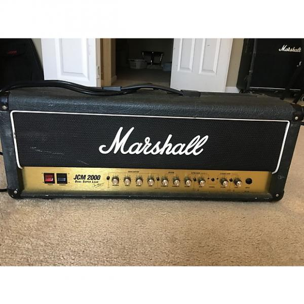 Custom 1999 Marshall JCM 2000 DSL100 Head #1 image