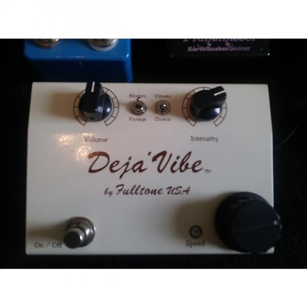Custom Fulltone Mini Deja Vibe #1 image