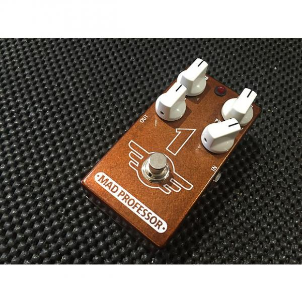 Custom Mad Professor One  Brown Sound 1 Distortion JCM with reverb #1 image