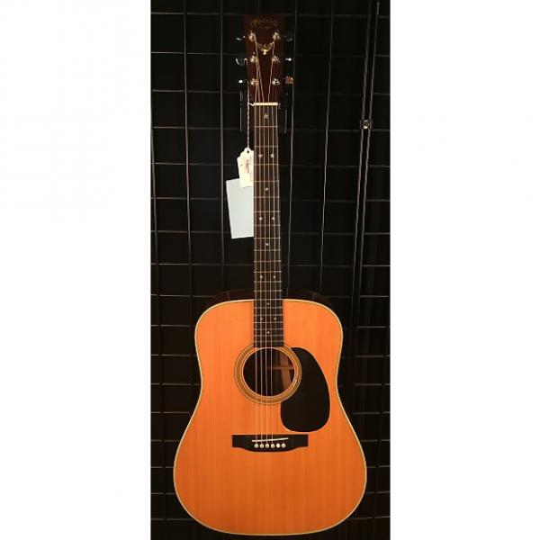 Custom Vintage 1976 Martin Bicentennial D-76 Dreadnought Acoustic Guitar w/ OHSC #1 image