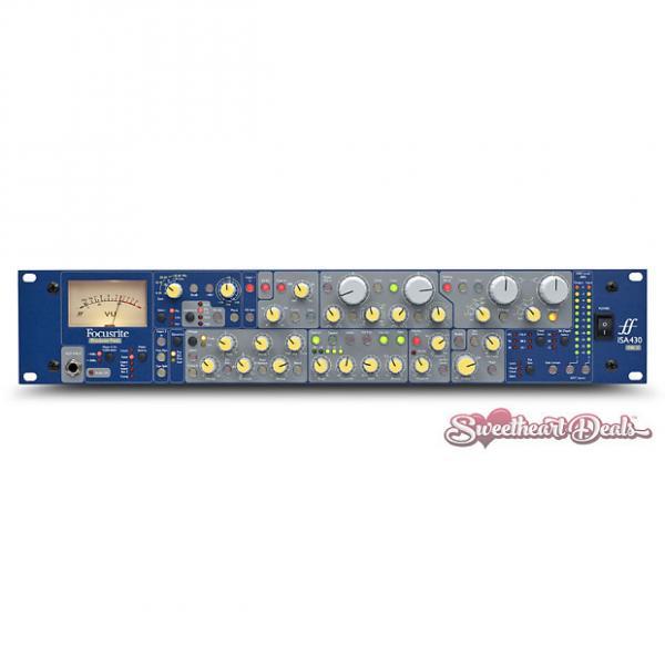 Custom Focusrite ISA-430 MKII - Producer Pack Signal Processor - Channel Strip Mic Pre #1 image