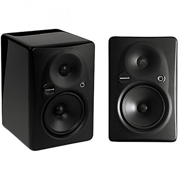 Custom Mackie - HR624 MKII HR-624 MK2 Powered THX Studio Monitors - Pair #1 image