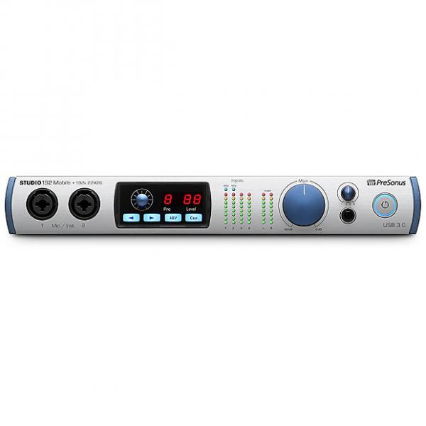 Custom Presonus - Studio 192 Mobile 22x26 USB 3.0 Audio Interface and Studio Command Center #1 image
