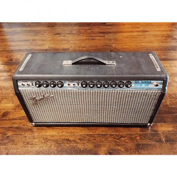 Custom Fender Dual Showman Reverb (Twin Reverb head) - 100W #1 image