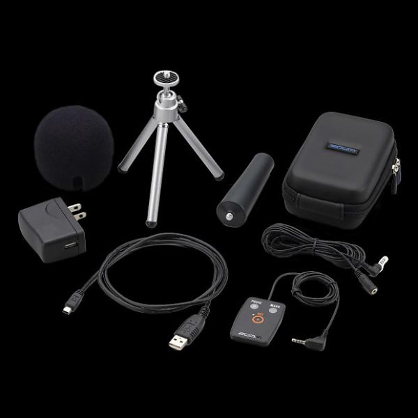 Custom Zoom APH2n Accessory Pack for H2n Portable Recorder - Repack with 6 Month Alto Music Warranty! #1 image