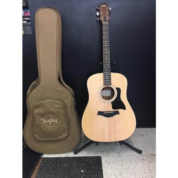 Custom Taylor 2015 110e 100 Series Dreadnought Acoustic-Electric Guitar Sapele #1 image