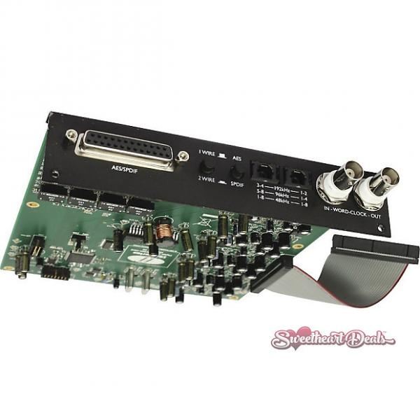 Custom Focusrite ISA 8-Channel ADC - Expansion Card for ISA 828 #1 image