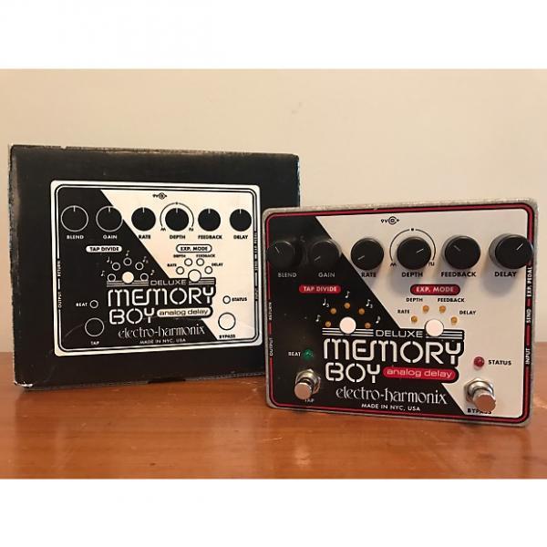 Custom Electro Harmonix Deluxe Memory Boy #1 image