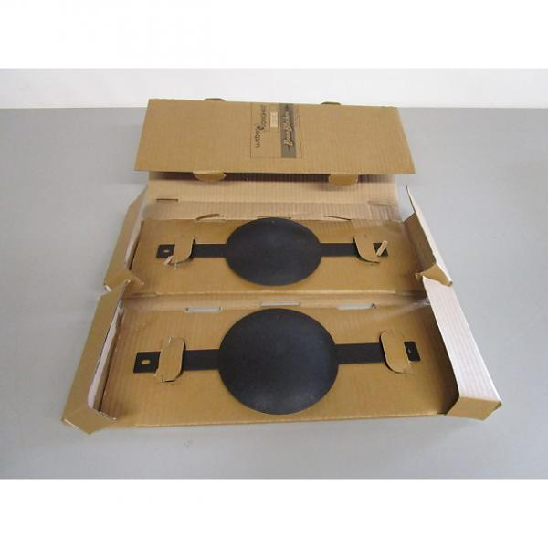 "Custom Weber Speakers 12"" Beam Blocker Pair, 5"" Dome, Unused #1 image"