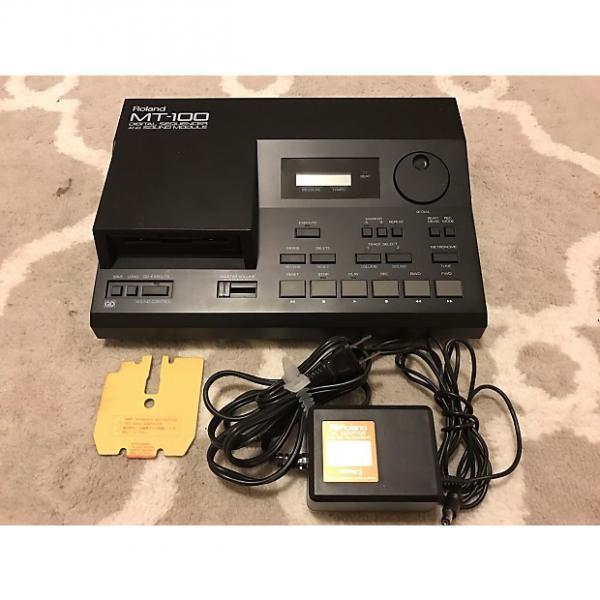 Custom Roland MT-100 Digital Sequencer And Sound Module #1 image