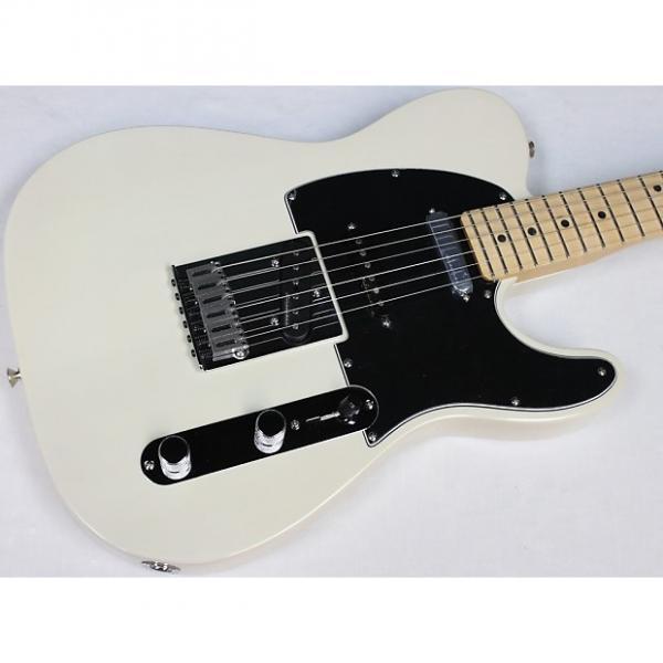 Custom Fender Deluxe Nashville Tele w/ Gig Bag, White Blonde, NEW! Telecaster #34788 #1 image